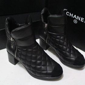 ブランド通販シャネル ハイヒール CHANEL シャネル 2017 靴 新品 スニーカー シューズ ブラック 革靴 8030激安屋-ブランドコピー 代引きブランドレプリカ