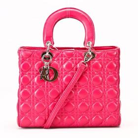 ブランド通販DIOR-ディオール-6324_e_赤  ハンドバッグ激安屋-ブランドコピー 代引きコピー商品ファッション通販