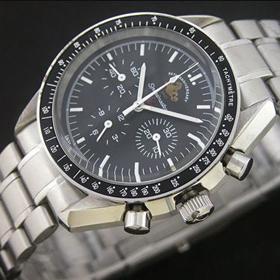 おしゃれなブランド時計がオメガ-スピードマスターOMEGA-3113.04.23- 50周年記念モデル-男性用を提供します. 代引き口コミ