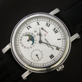 おしゃれなブランド時計がパテックフィリップ-コンプリケーション-PATEK PHILIPPE-5054P-男性用を提供します. 代金引換国内