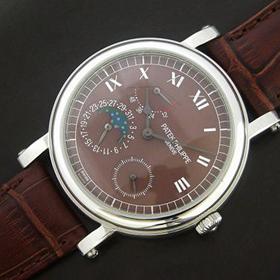 おしゃれなブランド時計がパテックフィリップ-コンプリケーション-PATEK PHILIPPE-5054P-ak-男性用を提供します. 代引き通販口コミ通販後払い