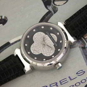 おしゃれなブランド時計がルイヴィトン-タンブール-LOUIS VUITTON-LV00026J-女性用を提供します. 代引きコピー商品