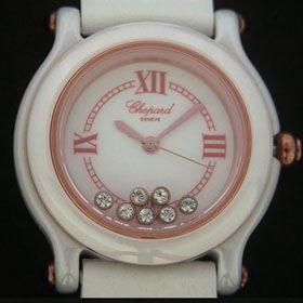 おしゃれなブランド時計がショパール-CHOPARD-ハッピースポーツ-27-8245-23-ac  女性用腕時計を提供します. 通販信用できる