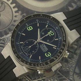 おしゃれなブランド時計がORIS-01 673 7563 4184-07 4 27 01-ag-男性用を提供します. 通販届くばれない