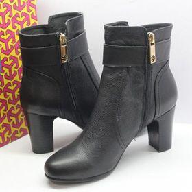 ブランド通販トリーバーチ ブーツ 靴 Tory Burch ショートブーツ 03216 ブラック 激安屋-ブランドコピー 販売