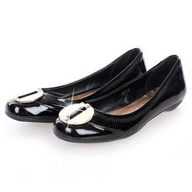 ブランド通販PRADA フラットシューズ プラダ PRADA 革靴 パンプス ブラック 2031激安屋-ブランドコピー 安全代引き日本
