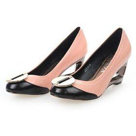 ブランド通販PRADA ハイヒール プラダ PRADA 革靴 パンプス ピンク 2041激安屋-ブランドコピー 販売