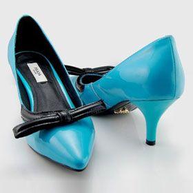 ブランド通販PRADA ハイヒール プラダ PRADA 革靴 パンプス ブルー 2061激安屋-ブランドコピー 代引き中国国内ファッション通販