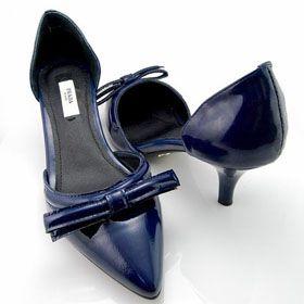ブランド通販PRADA ハイヒール プラダ PRADA 革靴 パンプス サファイア 2061激安屋-ブランドコピー 後払い通販後払い
