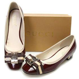 ブランド通販グッチ スニーカー GUCCI  グッチ 2017新品 フラットシューズ 女性革靴 ワインレッド 8031激安屋-ブランドコピー n級品入手