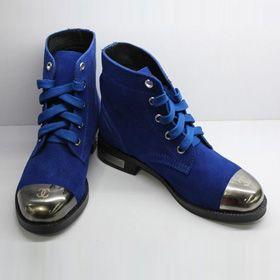 ブランド通販シャネル ブーツ フラットシューズ CHANEL シャネル 2017 靴 新品 スニーカー シューズ サファイア 革靴 8035激安屋-ブランドコピー 代引き発送通販後払い