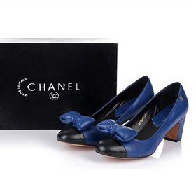 ブランド通販シャネル ハイヒール CHANEL シャネル 2017 靴 新品 スニーカー シューズ サファイア 革靴 8201激安屋-ブランドコピー 店舗通販後払い