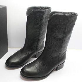 ブランド通販CHANEL 2017の大人気な新作 シャネル ブーツ シャネル CHANEL 中古 女性用ロングブーツ 靴 シューズ ブラック 20850 black激安屋-ブランドコピー 安全通販評価