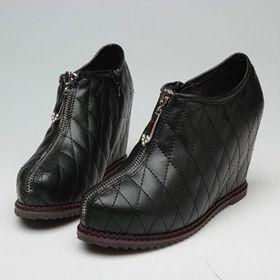 ブランド通販シャネル 中古 ハイヒール CHANEL パンプス 靴 シューズ 23161 ブラック激安屋-ブランドコピー 通販届くばれない