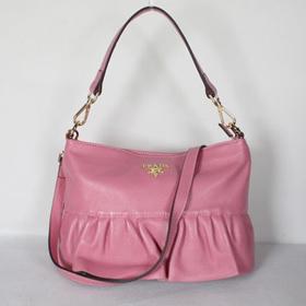 ブランド通販PRADA-プラダ-8051_ピンク  ハンドバッグ 激安屋-ブランドコピー 代引きランキングファッション通販