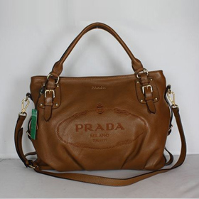 ブランド通販PRADA-プラダ-80010_ベージュ ハンドバッグ 激安屋-ブランドコピー 代引き通販通販後払い