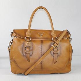 ブランド通販PRADA-プラダ-80039_茶褐色  ハンドバッグ 激安屋-ブランドコピー 通販信用できる