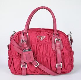 ブランド通販PRADA-プラダ-BI0397_赤 ハンドバッグ 激安屋-ブランドコピー 口コミ
