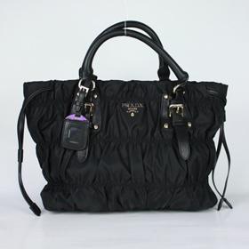 ブランド通販PRADA-プラダ-BN1788_黑 ハンドバッグ 激安屋-ブランドコピー 安全通販