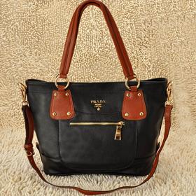 ブランド通販PRADA-プラダ-5505_black   ハンドバッグ激安屋-ブランドコピー 安全なサイトファッション通販