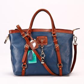 ブランド通販PRADA-プラダ-8006_blue   ハンドバッグ激安屋-ブランドコピー おすすめ通販後払い
