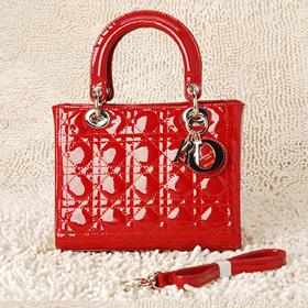 ブランド通販DIOR-ディオール-6322_赤  ハンドバッグ激安屋-ブランドコピー サイト安全