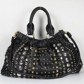 ブランド通販MIU MIU-ミュウミュウ-8525黒光激安屋-ブランドコピー 安全なサイトファッション通販