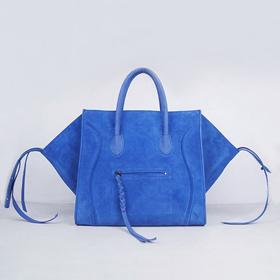ブランド通販CELINE-セリーヌ-6028B-blue ハンドバッグ激安屋-ブランドコピー おすすめ通販後払い