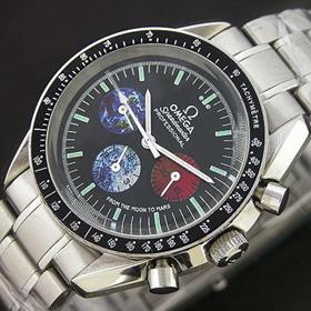 おしゃれなブランド時計がオメガ-スピードマスター-OMEGA-3577.50-男性用を提供します. 安全通販人気