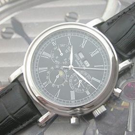 おしゃれなブランド時計がパテックフィリップ-パーペチュアル-カレンダーPATEK PHILIPPE-5038G-ac-男性用を提供します. 専門店中国