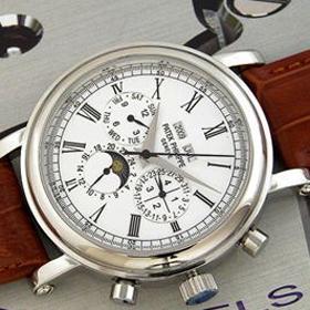 おしゃれなブランド時計がパテックフィリップ-パーペチュアル-カレンダーPATEK PHILIPPE-3970EG-ad-男性用を提供します. おすすめ 安全サイト