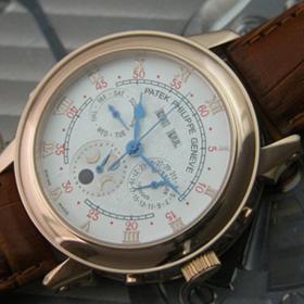おしゃれなブランド時計がパテックフィリップ-パーペチュアル-カレンダーPATEK PHILIPPE-5970R-ae-男性用を提供します. 代引き