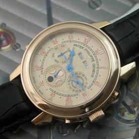 おしゃれなブランド時計がパテックフィリップ-パーペチュア-カレンダーPATEK PHILIPPE-5970R-ah-男性用を提供します. 代引き対応