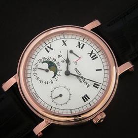 おしゃれなブランド時計がパテックフィリップ-コンプリケーション-PATEK PHILIPPE-5054J-001-al-男性用を提供します. 代引きランキングファッション通販