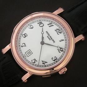 おしゃれなブランド時計がパテックフィリップ-カラトラバ-PATEK PHILIPPE-4860-aj-男性用を提供します. おすすめ通販専門店
