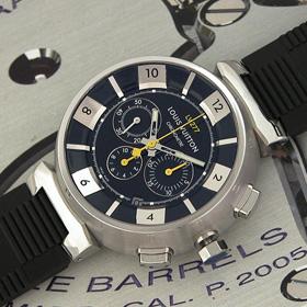 おしゃれなブランド時計がルイヴィトン-タンブール-LOUIS VUITTON-LV277-Q114K0-男性用を提供します. 代引き後払い