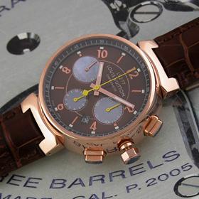 おしゃれなブランド時計がルイヴィトン-タンブール-LOUIS VUITTON-Q11450-ag-男性用を提供します. 口コミ