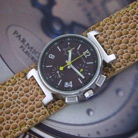 おしゃれなブランド時計がルイヴィトン-タンブール-LOUIS VUITTON-LV00020J-女性用を提供します. 専門店中国