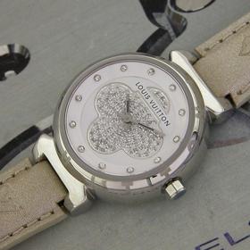 おしゃれなブランド時計がルイヴィトン-タンブール-LOUIS VUITTON-LV00025J-女性用を提供します. サイト安全