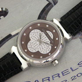 おしゃれなブランド時計がルイヴィトン-タンブール-LOUIS VUITTON-LV00027J-女性用を提供します. おすすめ