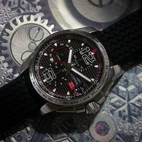 おしゃれなブランド時計がショパール-CHOPARD-ミッレミリア-16-8459-al  男性用腕時計を提供します. 専門店