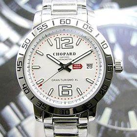 finest selection e2080 b5538 おしゃれなブランド時計がショパール-CHOPARD-ラ ストラーダ ...
