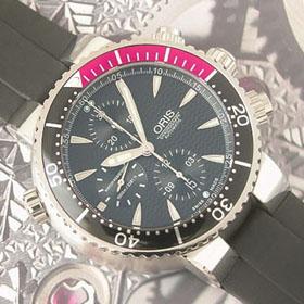 おしゃれなブランド時計がオリス-ダイバーズ-ORIS-674.7599.7154-ab-男性用を提供します. おすすめ通販専門店
