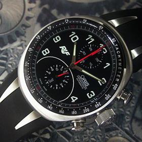 おしゃれなブランド時計がオリス-スポーツ-ORIS-01 673 7611 7084-Set-男性用を提供します. 代金引換国内