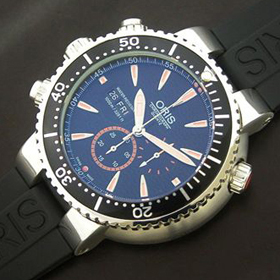 おしゃれなブランド時計がオリス-ダイバーズ-ORIS-678 7598 7184M-ae- 男性用を提供します. 安全通販代引き