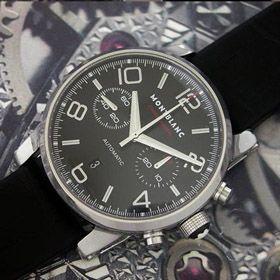 おしゃれなブランド時計がMONTBLANC-モンブラン-36972-af 男性用腕時計を提供します. 安全通販届く