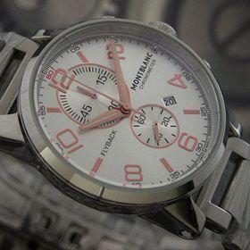 おしゃれなブランド時計がモンブラン-MONTBLANC-日本チップ-MO00016J 男性用腕時計を提供します. おすすめ通販信用できる