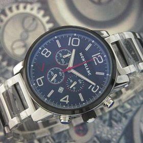 おしゃれなブランド時計がモンブラン-MONTBLANC-MO00020J-日本チップ 男性用腕時計を提供します. おすすめ専門店代引き