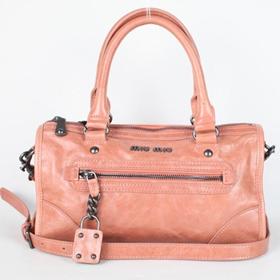ブランド通販MIU MIU-ミュウミュ10750ウ-ピンク激安屋-ブランドコピー おすすめ専門店安全なところ