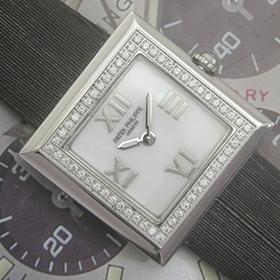 おしゃれなブランド時計がパテックフィリップ -ジュエリー-PATEK PHILIPPE-4869-ae-女性用を提供します. 商品届いた